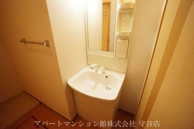 【洗面所】プチベールメゾン