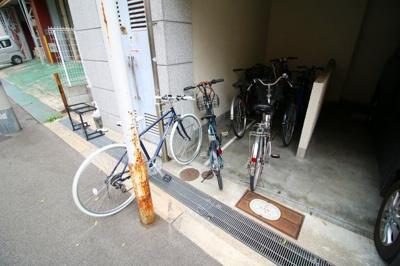 【駐車場】パラッツオ新町