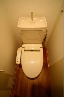 【トイレ】パラッツオ新町