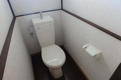 【トイレ】リファインハイツ