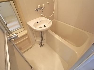 【浴室】ヴェルディ神戸