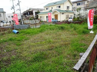【外観】新築戸建 四條畷市南野2丁目(令和3年8月竣工予定)