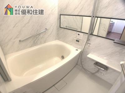 【浴室】ザ・ネバーランド明石ハーバーゲート