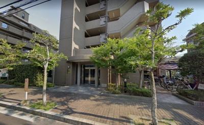 【外観】コスモ都島壱番館