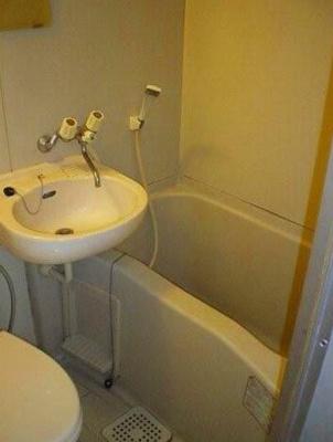【浴室】ラクーン鹿島