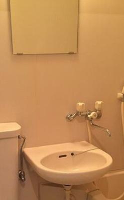 【洗面所】Hアパート
