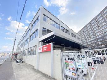 博多南郵便局(252m)