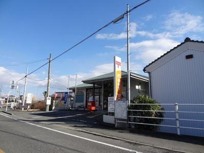 名東郵便局さんまで1200m