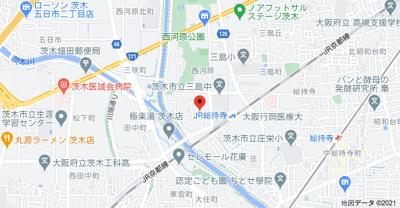 【地図】ヴィラフェリーチェ