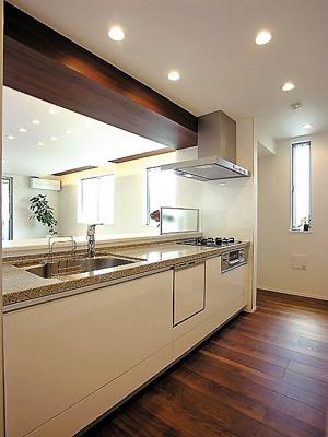 同仕様施工例:キッチン