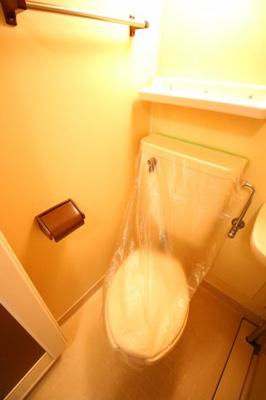 キレイに清掃されたトイレは清潔感がり気分もよくなります。