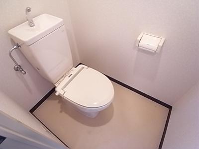 【トイレ】サン・リベラル