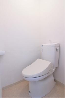 【トイレ】第二太陽ハイツ
