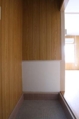 【玄関】第二太陽ハイツ