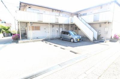 【駐車場】アミニティ霞ヶ丘