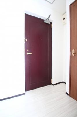 【玄関】フローラ千代ヶ丘