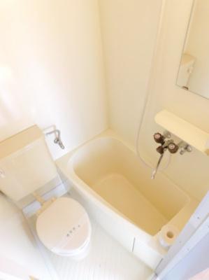 【浴室】ヒラパレス