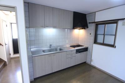 【キッチン】平磯4丁目貸家