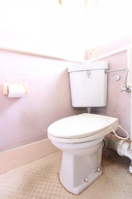 【トイレ】明舞第二団地7号棟