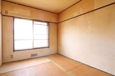 【寝室】明舞第二団地7号棟