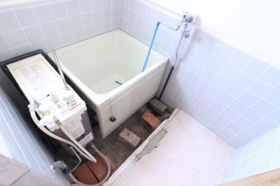 【浴室】明舞第二団地7号棟
