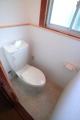 【トイレ】歌敷山4丁目戸建