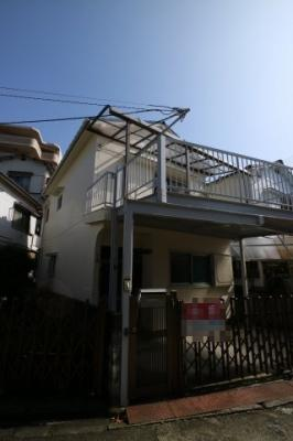 【外観】歌敷山4丁目戸建