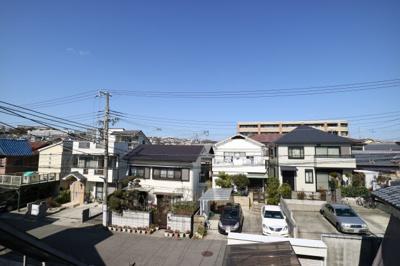 【展望】山田グリーンハイツ