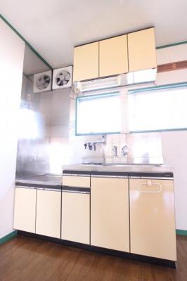 【キッチン】コーポ藤本