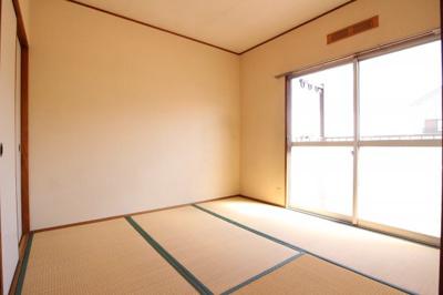【寝室】コーポ藤本