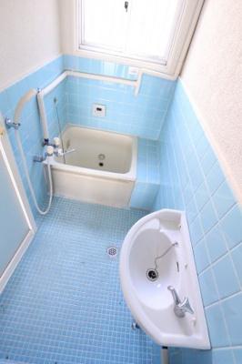 【浴室】星が丘ハイツ