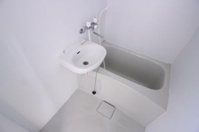 【浴室】浦ハイツ