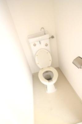 【トイレ】昭郷ツインハイツA棟