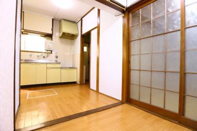 【居間・リビング】舞子台1丁目貸家