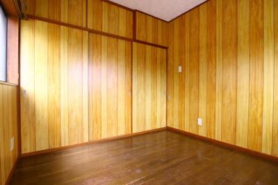 【寝室】塩屋北町タウンハウス