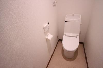 【トイレ】ニューナイスマンション