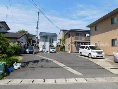 【駐車場】鎌倉ハウス弐番館