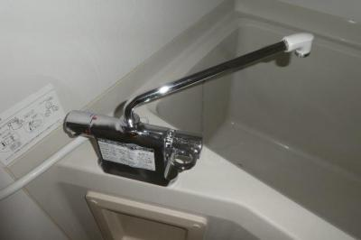 サーモスタッド付き水栓