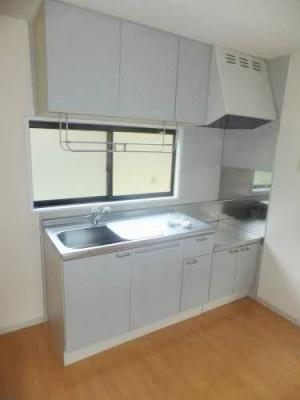 【キッチン】パークタウン三和 B棟