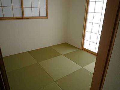 お客様用としても活用できる和室です