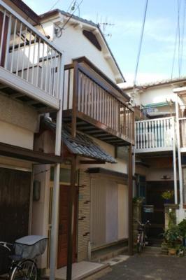 【外観】浜甲子園2丁目テラスハウス