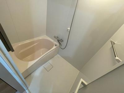【浴室】マンション朝霧3号館