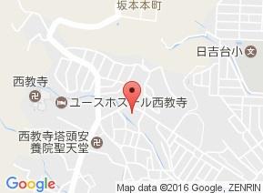 【地図】レイクりきⅡ