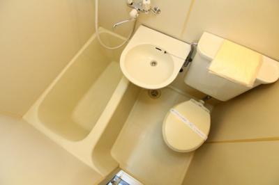 【浴室】日吉ドエリング