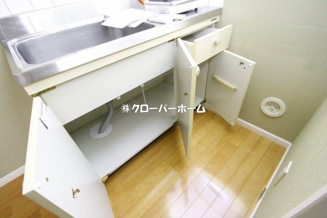 【収納】ロッシェル旭町3号棟