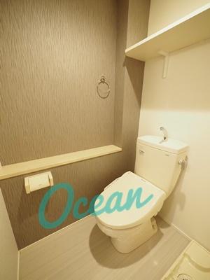 【トイレ】グランディSAYAKA