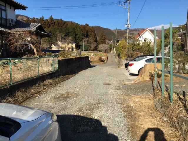 【周辺】遠野町深山田 売土地