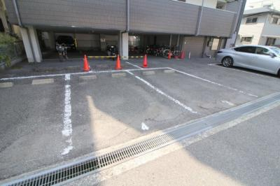 【駐車場】メゾンドール豊寿荘