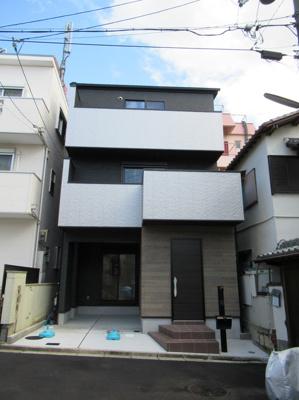 【外観】堺市西区平岡町 新築戸建