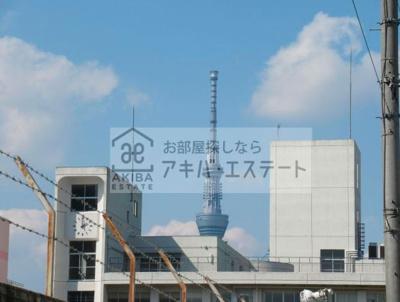 【展望】コンフォール扇橋